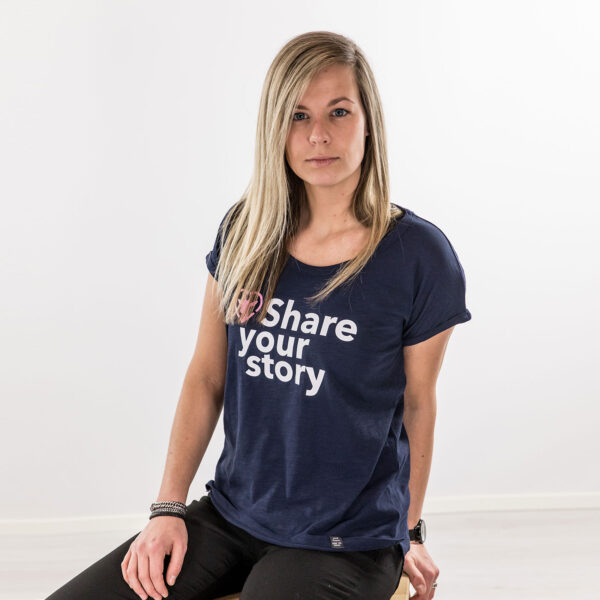 Share your story Tee Dames