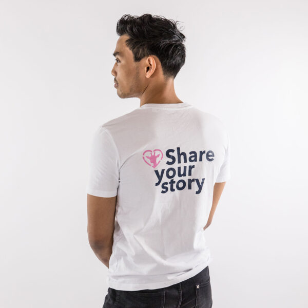 Share your story Tee Heren